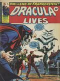 Dracula Lives (1974-1976 Marvel UK) 8