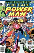 Power Man and Iron Fist (1972) Mark Jewelers 44MJ