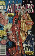 New Mutants (Australian Edition 1983 1st Series) 98