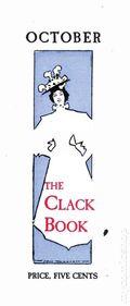 Clack Book (1896-1897 Wells & Hudson) Vol. 2 #1
