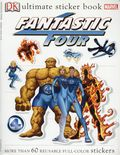 Fantastic Four Ultimate Sticker Book SC (2005 DK Publishing) 0