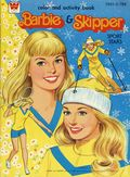 Barbie and Skipper Color and Activity Book SC (1979 Whitman) 1641