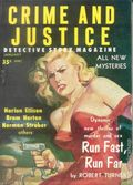 Crime and Justice Detective Story Magazine (1956-1957 Everett M. Arnold) 3