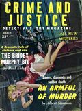 Crime and Justice Detective Story Magazine (1956-1957 Everett M. Arnold) 4
