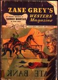 Zane Grey's Western Magazine (1946-1954 Dell) Pulp Vol. 1 #6