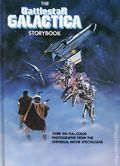 Battlestar Galactica Storybook HC (1979 Putnam) 1-1ST