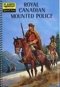 Classics Illustrated Special Issue: Royal Canadian Mounted Police GN (2011 Jack Lake) Spiralbound 2nd Edition 1-1ST