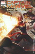Captain Marvel Braver and Mightier (2019 Marvel) 1EBAY