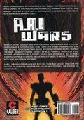 A.A.I. Wars TPB (2019 Caliber) 1-1ST