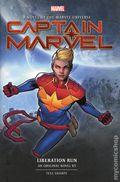 Captain Marvel Liberation RUN HC (2019 Titan Books) A Novel of the Marvel Universe 1-1ST