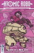 Atomic Robo and the Dawn af a New Era (2018 IDW) 3A