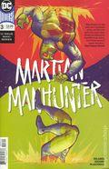 Martian Manhunter (2018 5th Series) 3A