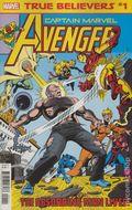 True Believers Captain Marvel Avenger (2019) 1