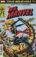 True Believers Captain Marvel New Ms Marvel (2019) 1