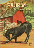 Fury and the Mystery at Trappers' Hole HC (1959 Whitman Publishing Co.) 1-1ST
