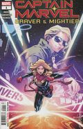 Captain Marvel Braver and Mightier (2019 Marvel) 1A