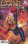 Captain Marvel Braver and Mightier (2019 Marvel) 1B