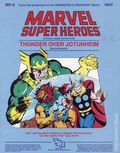 Marvel Super Heroes RPG: Thunder Over Jotunheim SC (1985 TSR) Official Game Adventure comic books 6862
