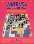 Marvel Super Heroes RPG: Adventure Fold-Up Figures SC (1984 TSR) Official Game Adventure comic books 6856