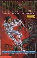 Myth Men Guardians of the Legend SC (1997 Scholastic) 3-1ST