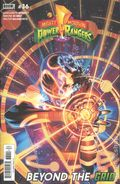 Mighty Morphin Power Rangers (2016 Boom) 36A