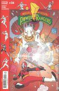 Mighty Morphin Power Rangers (2016 Boom) 36B