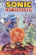 Sonic The Hedgehog (2018 IDW) 14B
