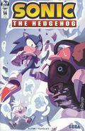 Sonic The Hedgehog (2018 IDW) 14RI