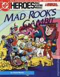 DC Heroes Role-Playing Game Mad Rook's Gambit SC (1987 Mayfair) 0