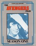 Files Magazine The Avengers Files Season 1 SC (1987 Psi Fi Movie Press) 1-1ST