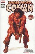 Savage Sword of Conan (2019 Marvel) 2A