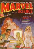 Marvel Science Stories (1938-1939 Postal Publications) Pulp 1st Series Vol. 3 #1