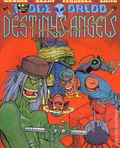 Judge Dredd Destiny's Angels TPB (1990 Titan Books) 1-1ST
