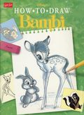 How to Draw Disney's Bambi SC (1992 Walter Foster) 1-1ST