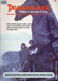 Dragonslayer Things to Do and Color SC (1981 Happy House) 1-1ST