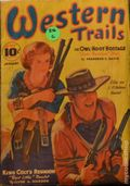 Western Trails (1928-1949 Ace Magazines) Pulp Vol. 24 #4