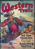 Western Trails (1928-1949 Ace Magazines) Pulp Vol. 32 #2
