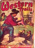Western Trails (1928-1949 Ace Magazines) Pulp Vol. 33 #2