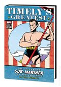 Timely's Greatest The Golden Age Sub-Mariner The Pre-war Years Omnibus HC (2019 Marvel) 1A-1ST