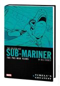 Timely's Greatest The Golden Age Sub-Mariner The Pre-war Years Omnibus HC (2019 Marvel) 1B-1ST