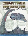 Star Trek Deep Space Nine Technical Manual SC (1998 Pocket Books) 1-1ST