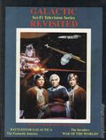 Galactic Sci-Fi Television Series Revisited SC (1995 Alpha Control Press) 1-1ST