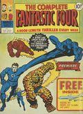 Complete Fantastic Four (1977-1978 Marvel UK) 1