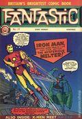 Fantastic (1967) Marvel UK 19