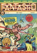 Fantastic (1967) Marvel UK 18