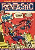 Fantastic (1967) Marvel UK 17