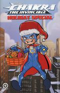 Chakra The Invincible Holiday Special (2016 Graphic India) 1-1ST