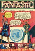 Fantastic (1967) Marvel UK 15