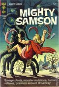 Mighty Samson (1964 Gold Key) 11