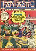 Fantastic (1967) Marvel UK 13